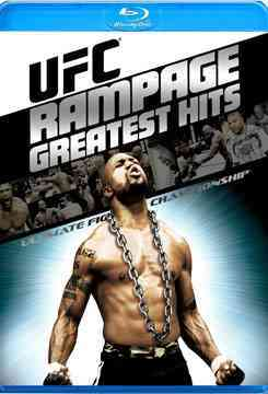 UFC RAMPAGE GREATEST HITS (Blu-Ray)