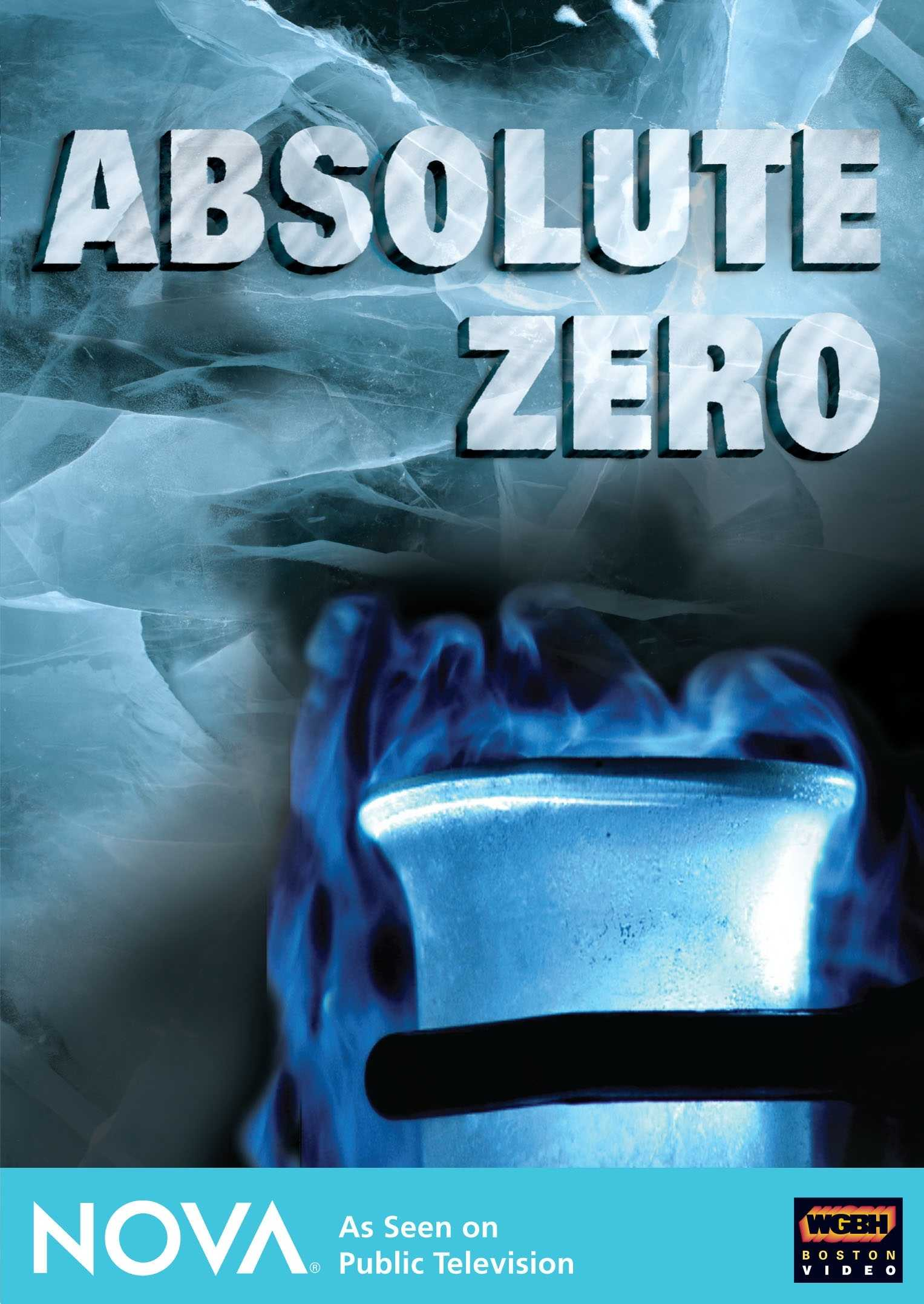 ABSOLUTE ZERO BY NOVA (DVD)